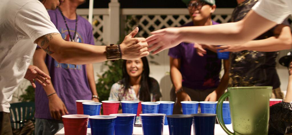 Personen trinkspiele 4 Die 21