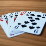 King Bauer Cross Cards Card Game Jack Play Ace